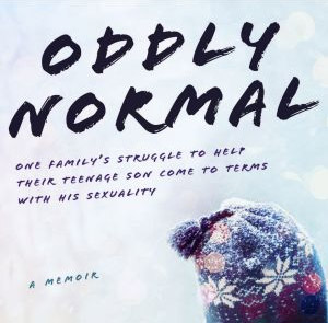 'Oddly Normal' Book Cover