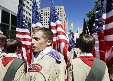 Boy Scouts Accept Gay Youth