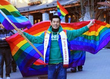 Mr. Gay Canada 2014