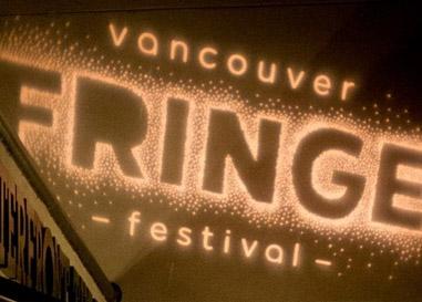 Vancouver Fringe 2014