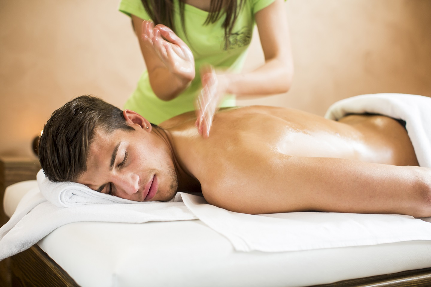 Davie Village  Registered Massage Therapy